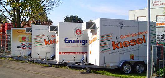 Getränkemarkt Kiesel - Festservice