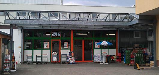 Getränkemarkt Kiesel - Rötestraße