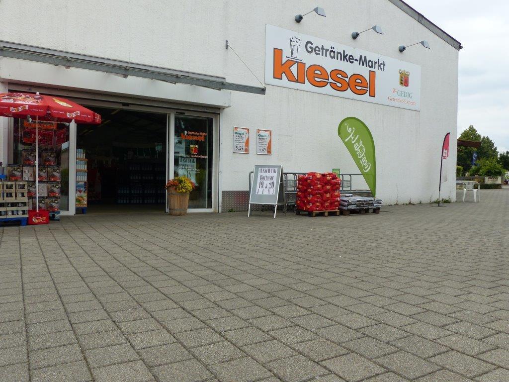 Getränkemarkt Kiesel - Bissingen